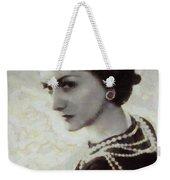 Coco Chanel Weekender Tote Bag