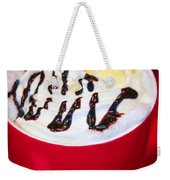 Cocoa Java Coconut Bliss Weekender Tote Bag