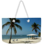 Coconut Beach  Weekender Tote Bag