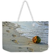 Coconut On The Sand Weekender Tote Bag