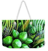 Coconut Tree   Sold Weekender Tote Bag