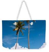 Coconut Trees Weekender Tote Bag