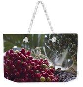 Cocos Nucifera - Niu Mikihilina - Palma - Niu - Arecaceae -  Palmae Weekender Tote Bag