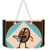 Coffee Buzz Weekender Tote Bag