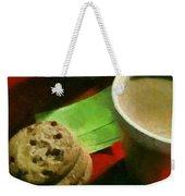 Coffee And Cookies At The Cafe Weekender Tote Bag