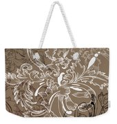 Coffee Flowers 11 Weekender Tote Bag