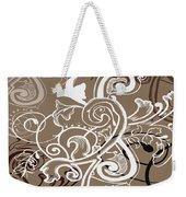 Coffee Flowers 5 Weekender Tote Bag