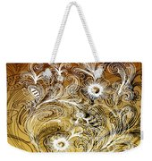 Coffee Flowers 6 Calypso Weekender Tote Bag