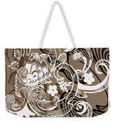 Coffee Flowers 8  Weekender Tote Bag