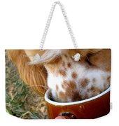 Coffee Hound Weekender Tote Bag