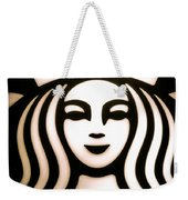 Coffee Queen Weekender Tote Bag