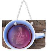 Coffee With A Psycho Weekender Tote Bag