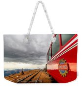 Cog At 14115 Feet Weekender Tote Bag