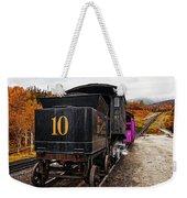 Cog Railway Weekender Tote Bag