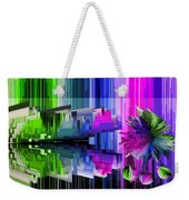 Cognitive Dissonance 2 Weekender Tote Bag by Angelina Vick