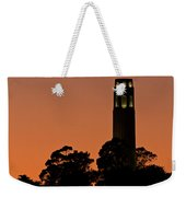 Coit Tower Sunset Weekender Tote Bag