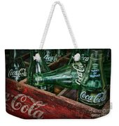 Coke Return For Deposit Weekender Tote Bag