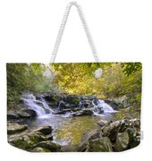 Coker Creek Falls Weekender Tote Bag