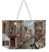 colazione a Venezia Weekender Tote Bag