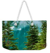 Colchuck Reflection Weekender Tote Bag