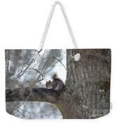 Cold January 2014 Weekender Tote Bag
