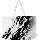 Cold Mountain Reflection W Weekender Tote Bag