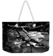 Cold Mountain Stream Hdr Work #1 Weekender Tote Bag