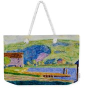 Cold Spring Harbor Weekender Tote Bag