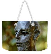 Cold Stare Weekender Tote Bag