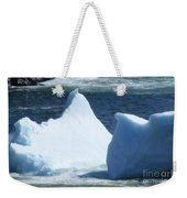 Cold Visitors  Weekender Tote Bag