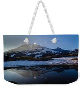 Cold Water Mountain Weekender Tote Bag
