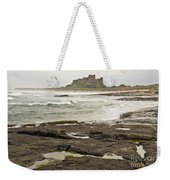Cold Waves Of Northumberland Weekender Tote Bag