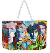 Coldplay Weekender Tote Bag
