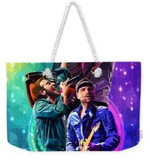 Coldplay Mylo Xyloto Weekender Tote Bag