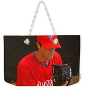 Cole Weekender Tote Bag