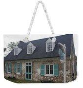 Cole Diggs House Yorktown Weekender Tote Bag