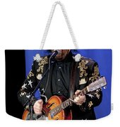 Colin Linden Of Blackie And The Rodeo Kings Weekender Tote Bag