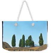 Coliseum At Pompeii Weekender Tote Bag