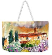 Colle D Val D Elsa In Italy 03 Weekender Tote Bag