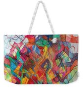 Collecting Thought 3 Weekender Tote Bag