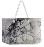 Collecting Thought 4 Weekender Tote Bag