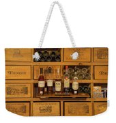 Collection Of Wines And Armagnac Weekender Tote Bag