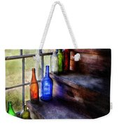 Collector - Bottle - A Collection Of Bottles Weekender Tote Bag