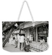 College Street Calcutta  Weekender Tote Bag