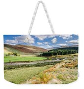 College Valley Forest Weekender Tote Bag