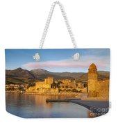 Collioure Dawn Weekender Tote Bag