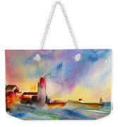 Collioure Impression 01 Weekender Tote Bag