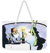 Collodi: Pinocchio/gepetto Weekender Tote Bag