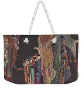 Colloquy Of Monos And Una Weekender Tote Bag