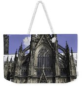 Cologne Cathedral 02 Weekender Tote Bag